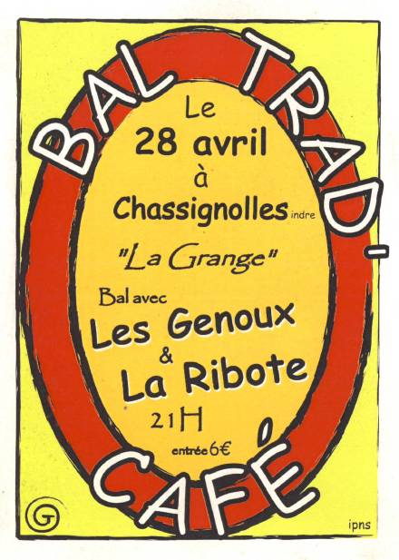 Bal à Chassignolles