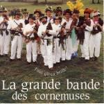CD - La Grande Bande des cornemuses