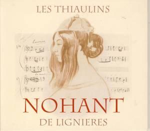 CD - Nohant - Les Thiaulins