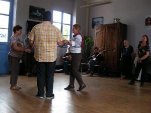 Stage musique chant et danse 2012