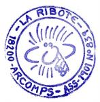 Tampon de La Ribote